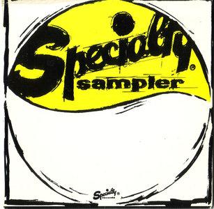 VA - Specialty Sampler (1990) {Sampler Records promo CD}**[RE-UP]**