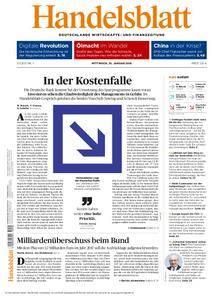 Handelsblatt - 10. Januar 2018