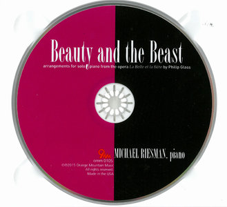 Michael Riesman - Philip Glass: Beauty and the Beast (2015)