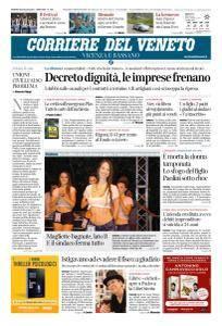Corriere del Veneto Vicenza e Bassano - 20 Luglio 2018