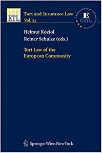 Tort Law of the European Community