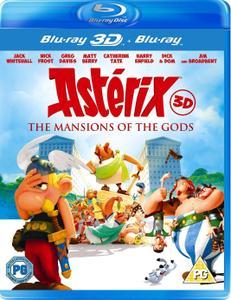 Asterix and Obelix Mansion of the Gods / Astérix: Le domaine des dieux (2014)