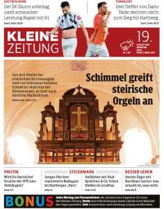 Kleine Zeitung Steiermark - 19 August 2019