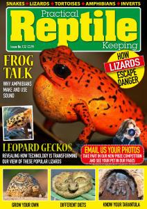 Practical Reptile Keeping - Issue 132 - December 2020