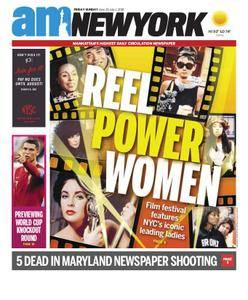 AM New York - June 29, 2018