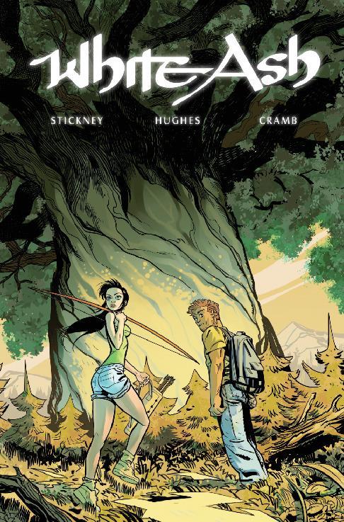 Scout Comics-White Ash Vol 01 2021 Hybrid Comic eBook