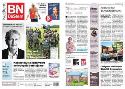 BN DeStem - Bergen op Zoom – 07 oktober 2017
