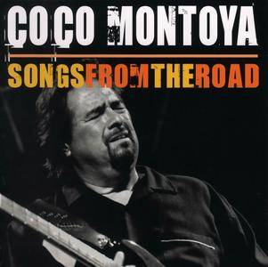 Coco Montoya - Songs From The Road (2014) 2CDs