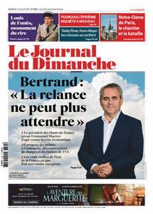 Le Journal du Dimanche - 12 juillet 2020