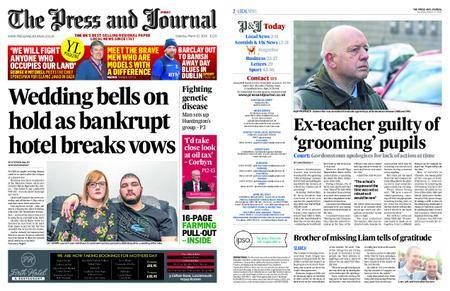 The Press and Journal Moray – March 10, 2018