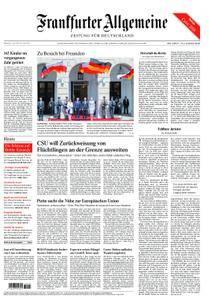 Frankfurter Allgemeine Zeitung F.A.Z. - 06. Juni 2018