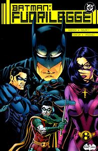 Batman - Fuorilegge