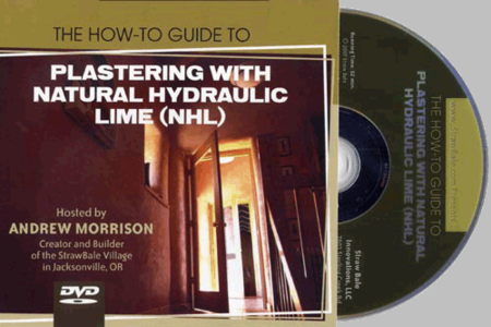The How-To Guide to Plastering with Natural Hydraulic Lime