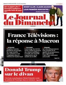 Le Journal du Dimanche - 28 janvier 2018
