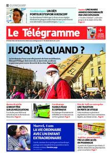 Le Télégramme Guingamp – 18 décembre 2019
