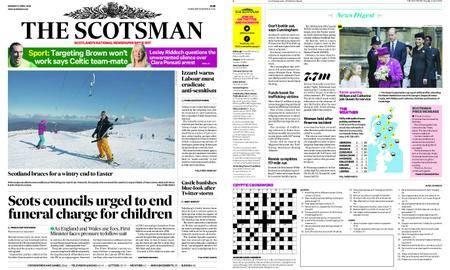 The Scotsman – April 02, 2018