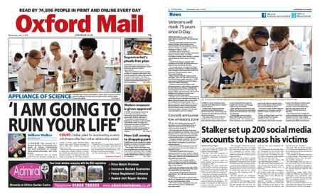 Oxford Mail – June 05, 2019