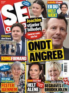SE og HØR – 19. maj 2021