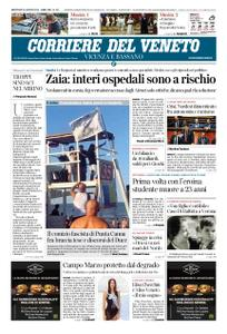 Corriere del Veneto Vicenza e Bassano – 21 agosto 2019