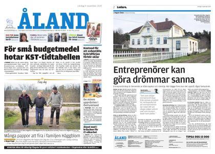 Ålandstidningen – 09 november 2019
