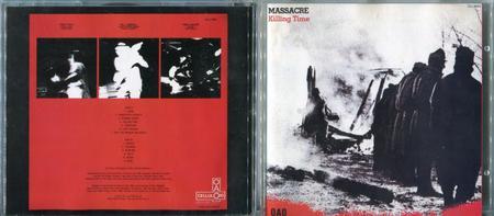 Massacre - Killing Time (1981)