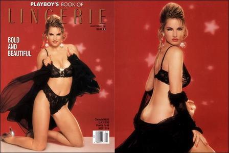 Playboy's Lingerie - January/February 1994