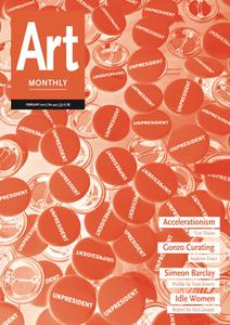 Art Monthly - February 2017   No 403