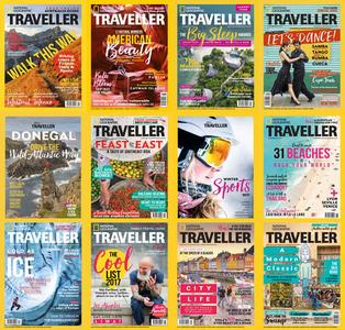 National Geographic Traveller UK - Full Year 2017 Collection