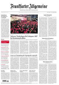 Frankfurter Allgemeine Zeitung F.A.Z. - 02. April 2019