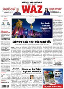 WAZ Westdeutsche Allgemeine Zeitung Essen-West - 01. Juli 2019