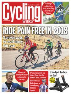 Cycling Weekly - January 11, 2018