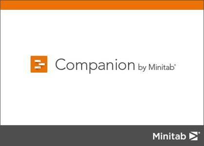 MiniTAB Quality Companion 5.3