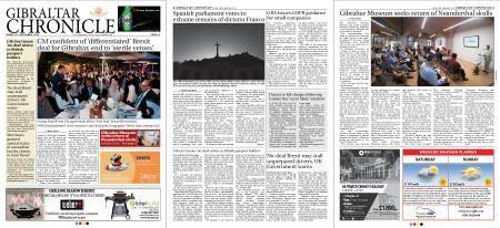 Gibraltar Chronicle – 14 September 2018