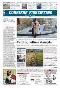 Corriere Fiorentino La Toscana – 14 settembre 2018