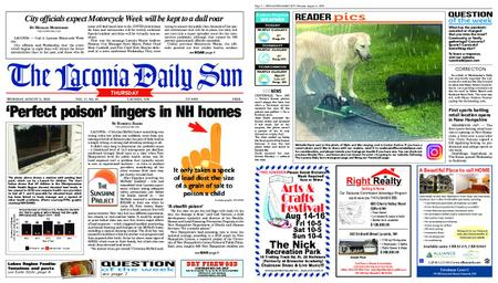 The Laconia Daily Sun – August 13, 2020