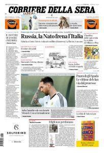 Corriere della Sera - 7 Giugno 2018