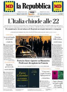 la Repubblica - 17 Ottobre 2020