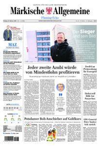 Märkische Allgemeine Fläming Echo - 19. Februar 2018