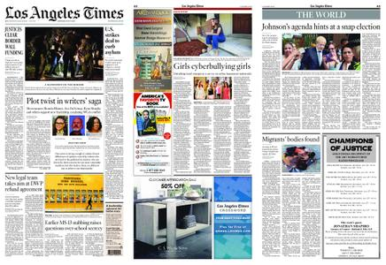 Los Angeles Times – July 27, 2019