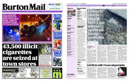 Burton Mail – February 19, 2018