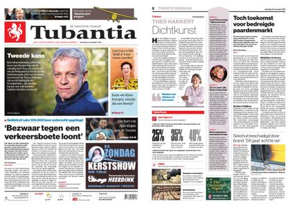 Tubantia - Enschede – 30 november 2019