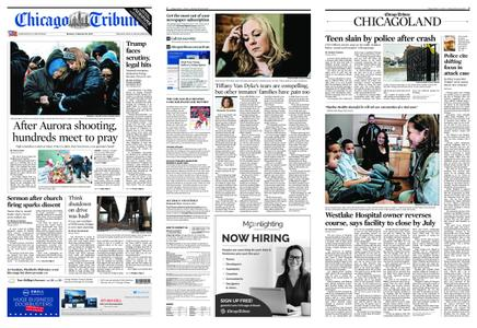 Chicago Tribune – February 18, 2019
