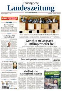 Thüringische Landeszeitung Jena - 04. April 2018