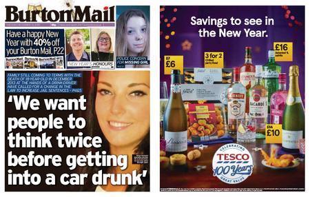 Burton Mail – December 31, 2019