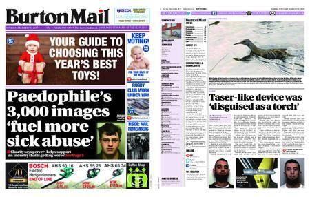 Burton Mail – December 04, 2017
