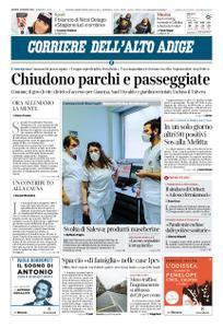 Corriere dell'Alto Adige – 19 marzo 2020