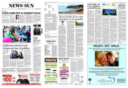 Lake County News-Sun – October 31, 2018