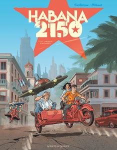 Habana 2150 - Tome 1 - Vegas Paraiso (2018)