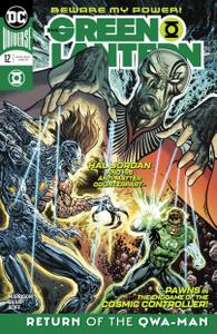 The Green Lantern 012 2019