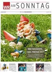 Westfälische Rundschau am Sonntag - 09. Juni 2019